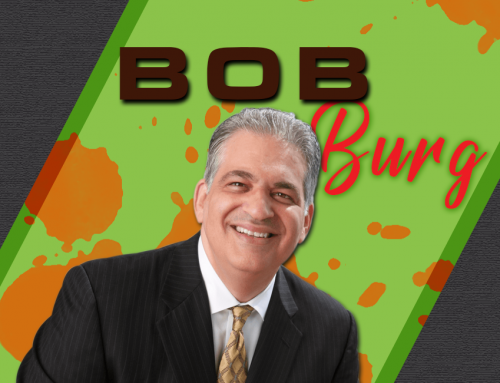 BOB BURG – Go-Givers and Attaining Stratospheric Success
