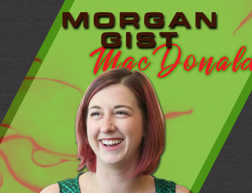 MORGAN GIST MACDONALD – How to Write/Publish a Book and Build a Successful Business