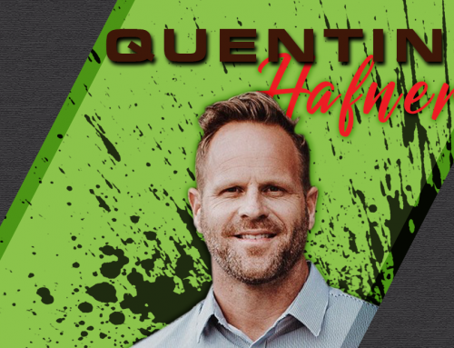 QUENTIN HAFNER – The Black Belt Husband